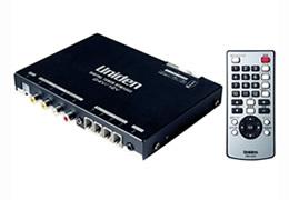 ユニデン DTM500S(4アンテナ×4チューナー)