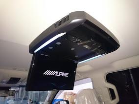 トヨタ ランクルプラド (サンルーフ付き車)